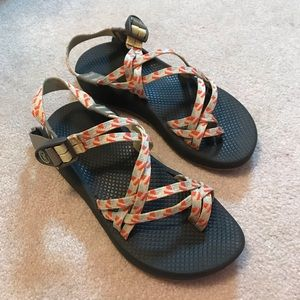 Women's lightly used Chaco